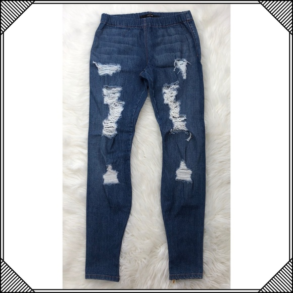 c6ce1becb9c8c Joe's Jeans Pants | Joes Jeans Jegging Leggings Distressed | Poshmark